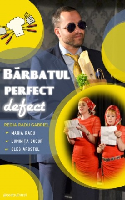 Barbatul perfect defect